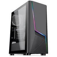 Pc Gamer Intel Geração 10, Core I5 10400f, Geforce Gtx 1050 Ti 4gb, 8gb Ddr4 3000mhz, Hd 1tb, Ssd 120gb, 500w 80 Plus, Skill Extreme