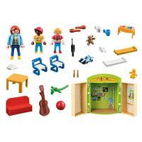 Playmobil - Play Box Escolinha