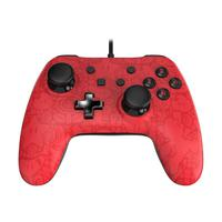 Controle Powera Com Fio  super Mario Edition - Switch