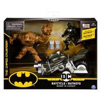 Batman - Veiculo Batciclo Com Figura - 2184 Sunny