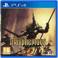 Blasphemous Deluxe Edition - Ps4