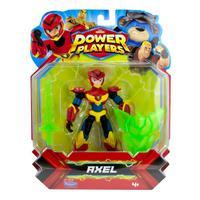 Figura Articulada - 12cm - Power Players - Axel - Sunny